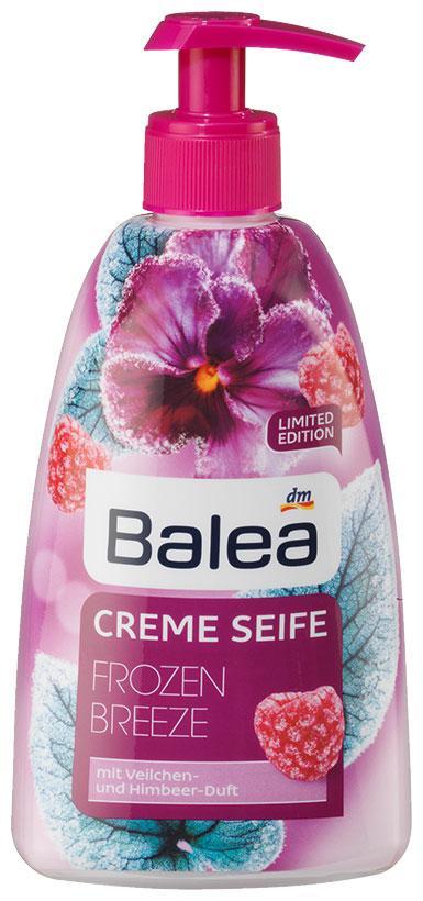 Жидкое мыло Balea Frozen Breeze с дозатором 500мл