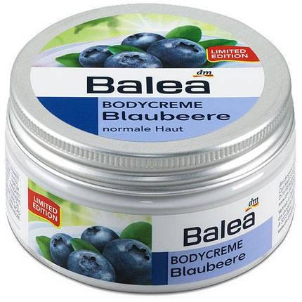 Крем для тела Balea для нормальной кожи с ароматом черники 200мл, фото 2