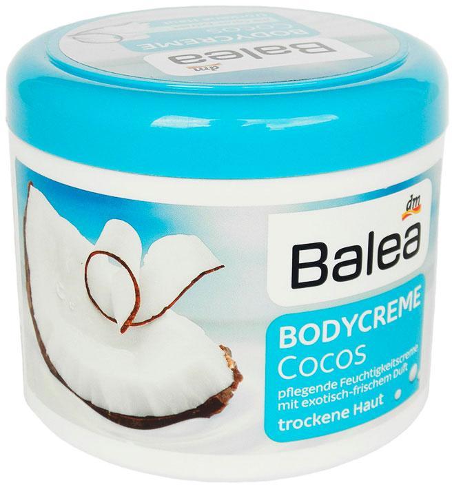 Крем для тела Balea с кокосом 500мл