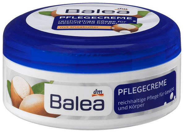 Крем для тела Balea с миндальным маслом 250мл, фото 2