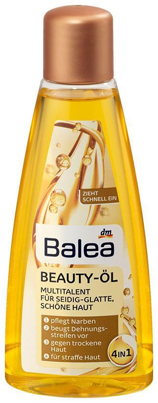 Масло для тела Balea 4в1 для очень сухой кожи от рубцев и растяжек 150мл