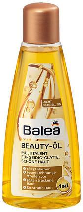Масло для тела Balea 4в1 для очень сухой кожи от рубцев и растяжек 150мл, фото 2
