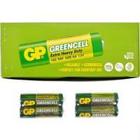Батарейка GP 15 G-S2 солевая R6 P, AA GP-042409