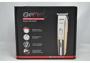 Машинка для стрижки волос GEMEI GM-6022, фото 2