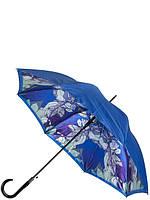 Красивый женский зонт трость 2х цветах T-06-0355D