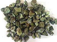 Щебень шлаковый ферросплавный (зелёный) 5-20 мм, фото 1