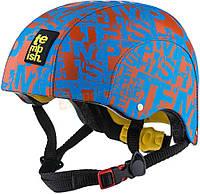 Прочный защитный шлем для роллеров, скейтеров, велосипедистов, байкеров Tempish CRACK C