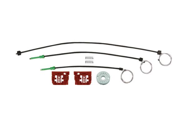 Ремкомплект стеклоподъемника передней левой/правой двери VW Touran 2K1837730L 2K1837730R