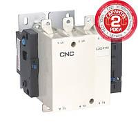 Пускатель электромагнитный CJX2-F-115, 115A, АС-3, 380В, 32кВт, катушка 220B, 2NO+2NC, содержание серебра 85%, CNC