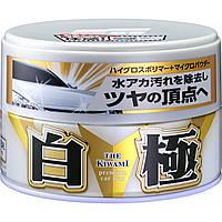 Полироль для кузова SOFT99 00191 Extreme Gloss Wax 'KIWAMI' White