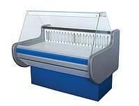 Холодильная витрина среднетемпературная ВХСК ЛИРА 1.5