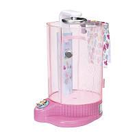 Итерактивная душевая кабинка для куклы Baby Born Zapf Creation 823583