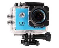 Экшн камера SJCam SJ4000 (синяя)