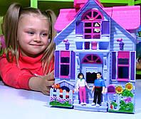 Домик для Барби COUNTRY HOUSE
