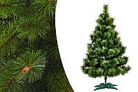 Искусственная сосна европейская зелёная 2.3 м.