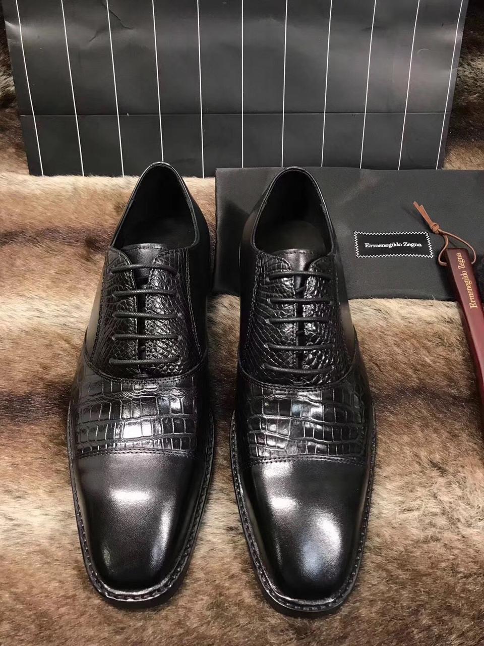 Мужские туфли - Zegna (Зегна)