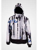 Термокуртка мужская мембранная непромокаемая ветрозащитная. Лыжная и для повседневной жизни/ От М до XXL