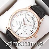 Часы мужские кварцевые Vacheron Constantin 4185-2