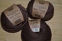 Gazzal Baby Alpaca - 46002 кофе с молоком