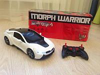 Машинка на радиоуправлении Morph Warrior BMW - робот трансформер
