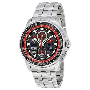 Мужские часы CITIZEN Skyhawk A-T Eco Drive Chronograph Perpetual JY8059-57E
