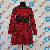 Підліткове модне ошатне плаття ддя дівчаток оптом