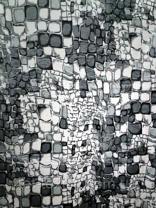 Плед акриловый облегченный True Love Камни серые (180x230), фото 2