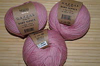 Gazzal Baby Alpaca - 46007 розовый
