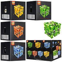 Конструктор 697 куб, головоломка, 12 шт. в диспл., 31-21-21 см.