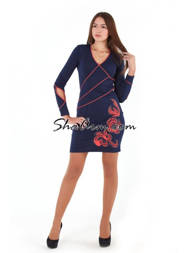 Платье женское повседневное