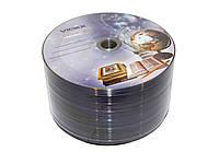 Диски DVD+R 50 шт. Videx 'Тетрадка', 4.7Gb, 16x, Bulk Box