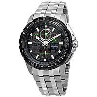 Мужские часы CITIZEN Skyhawk A-T Eco Drive Chronograph JY8051-59E