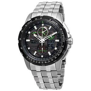 Чоловічі годинники CITIZEN Skyhawk At Eco Drive Chronograph JY8051-59E