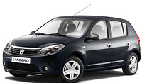 Аэродинамические обвесы Dacia Sandero (2007-2013)