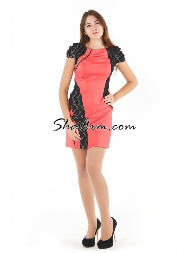 Платье повседневное женское