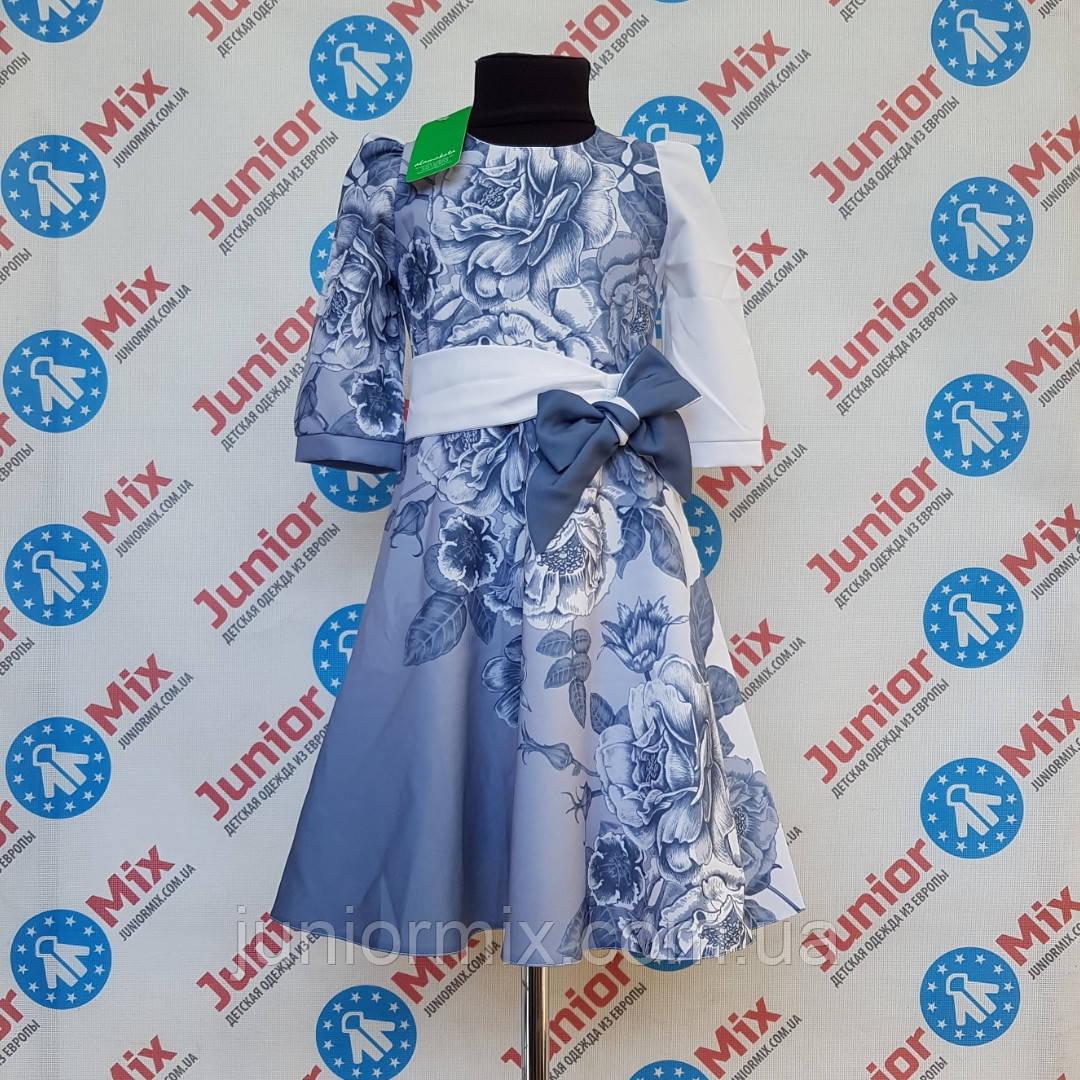 b7ba9bd88c10 Подростковое нарядное платье для девочек оптом Alamakota.ПОЛЬША - Оптовый  интернет магазин JuniorMix в Хмельницком