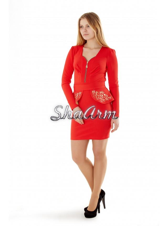 Платье Стильное женское деловое