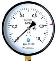 Манометр ДМ 05-МП-ЗУ общего назначения