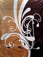 Плед акриловый облегченный True Love Абстракция (180x230)
