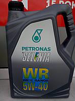 Масло Selenia WR Diesel 5W40 5л синтетическое