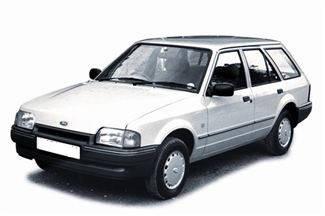 Автомобильные стекла для FORD ESCORT III 1980-1990