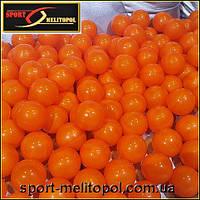 Шары для лототрона 1 шт. 40 мм Разъёмные.  На выбор: красный, розовый, оранжевый, зеленый, белый, фиолетовый, синий, желтый.