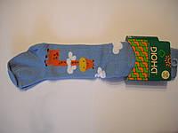 """Колготки детские демисезонные 3D-рисунок 74-80 ТМ """"Дюна"""" 5в449-1735-голубой"""