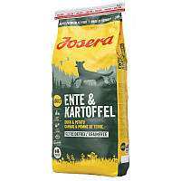 Корм Josera Ente & Kartoffel, 15 кг - Акция!, фото 1