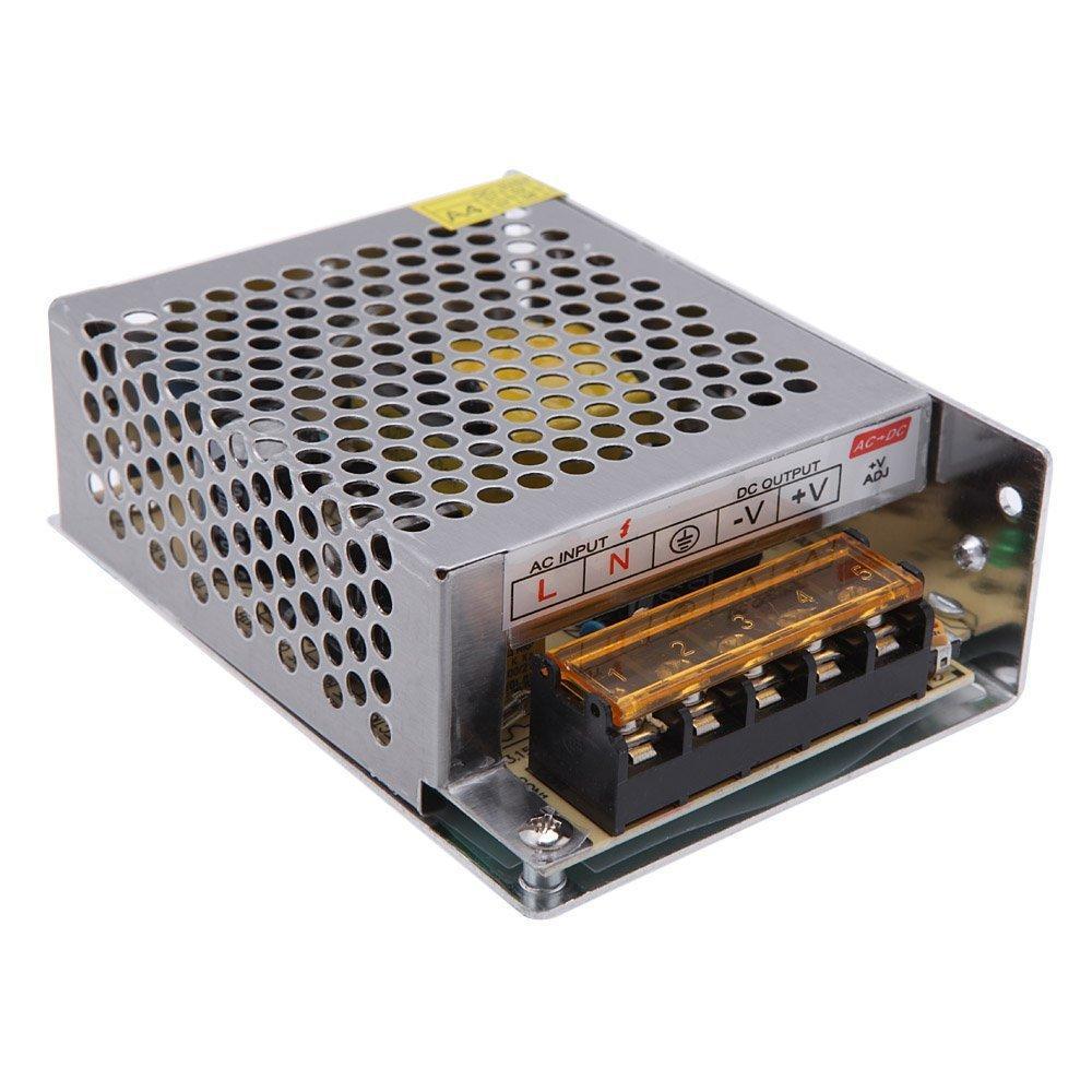 12V 5A зарядка адаптер Блок живлення 12В 5А
