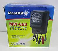 ЗУ для свинцово-кислотных батарей Mastak MW-660