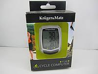 Велоспидометр Kruger&Matz XT 200