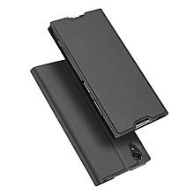 Чехол книжка DUX DUCIS Skin Pro для Sony Xperia XA1 Plus черный
