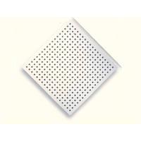 Звукопоглощающая плита гипсовая Danoline Quadril 12/30 перфориров. квадр. отверстия