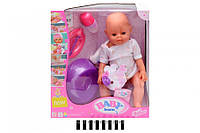 Кукла пупс Baby Born Беби Берн с аксессуарами 805288